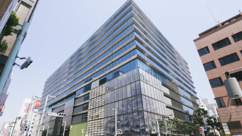 銀座エリア最大級の商業施設、その顧客層は?
