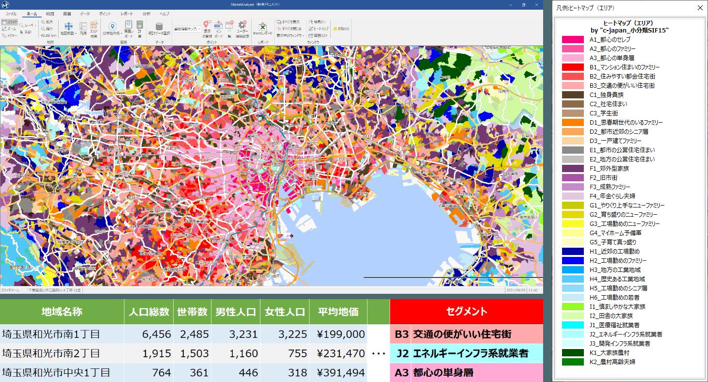 GIS地図情報システム